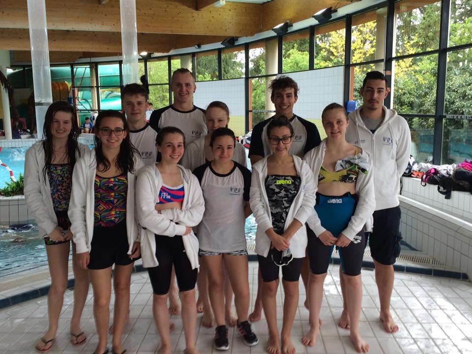 Rencontre des 4 nages hochfelden 2016 for Piscine hochfelden